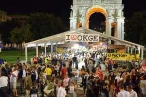 Oktoberfest all'aperto
