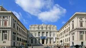 Il diritto come professione @ Palazzo Ducale, sala del maggior consiglio