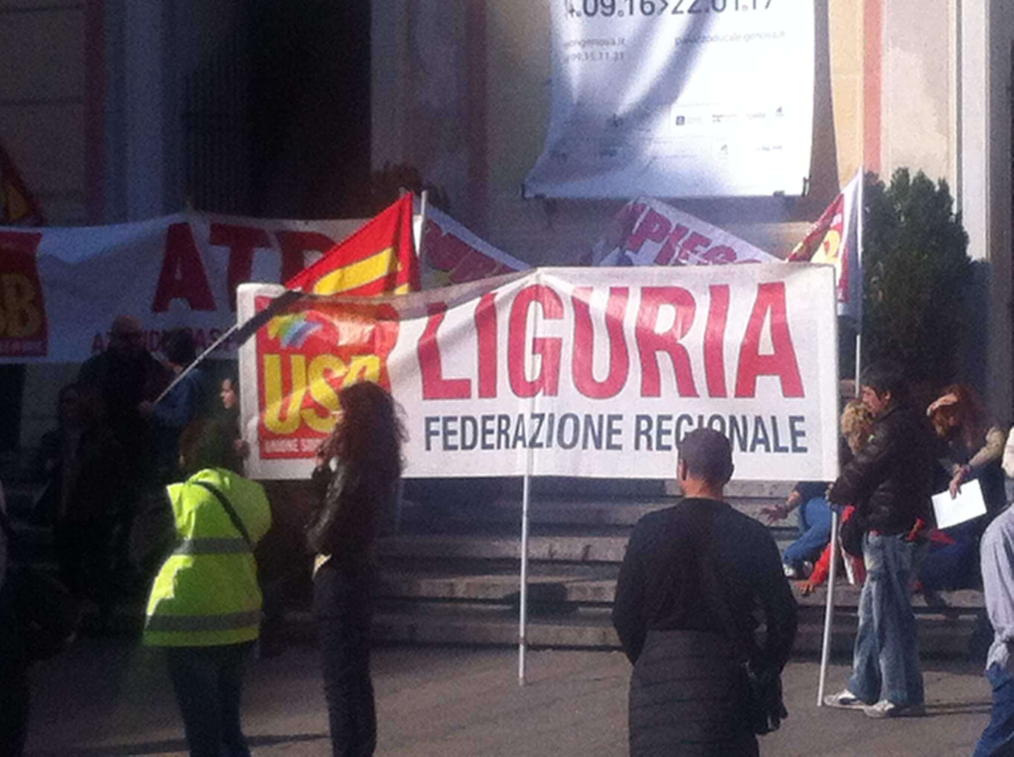 Il 10 novembre sciopero generale