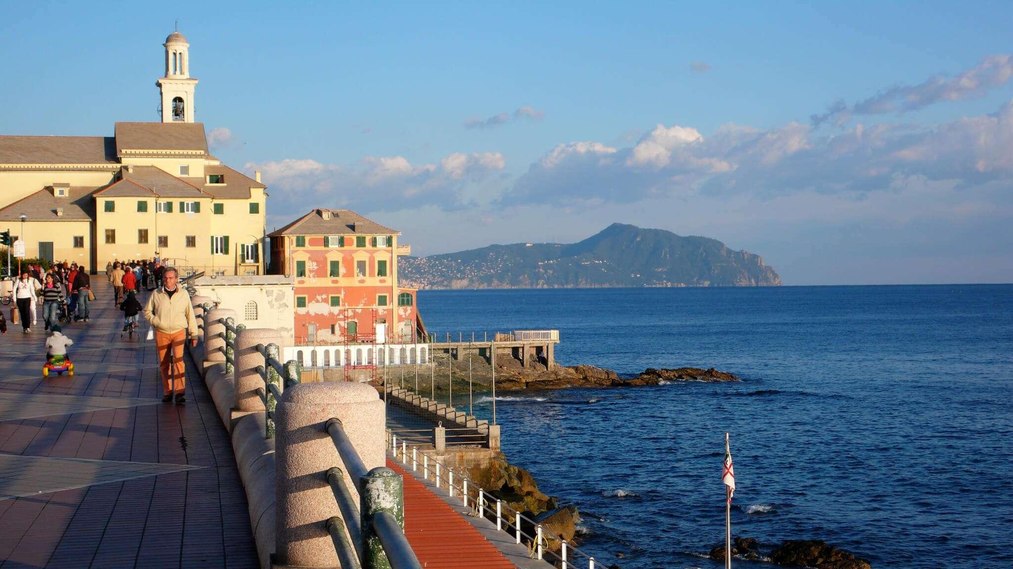 Genova: corso italia aggiudicato il 1° lotto degli interventi di
