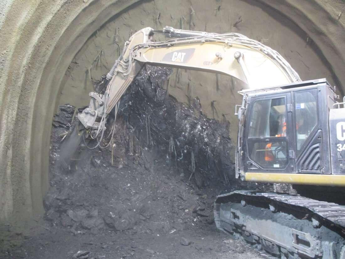 Terzo valico, rischio amianto a Cravasco: scavi fermi