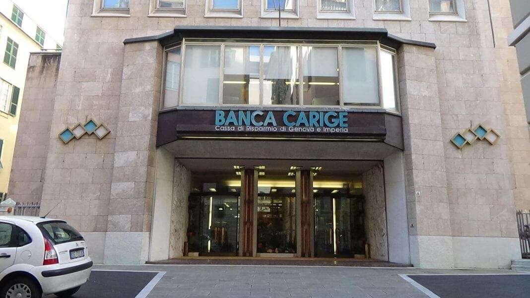 Banca Carige, ok della Bce al rafforzamento patrimoniale