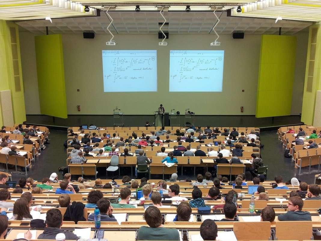 studenti, aula