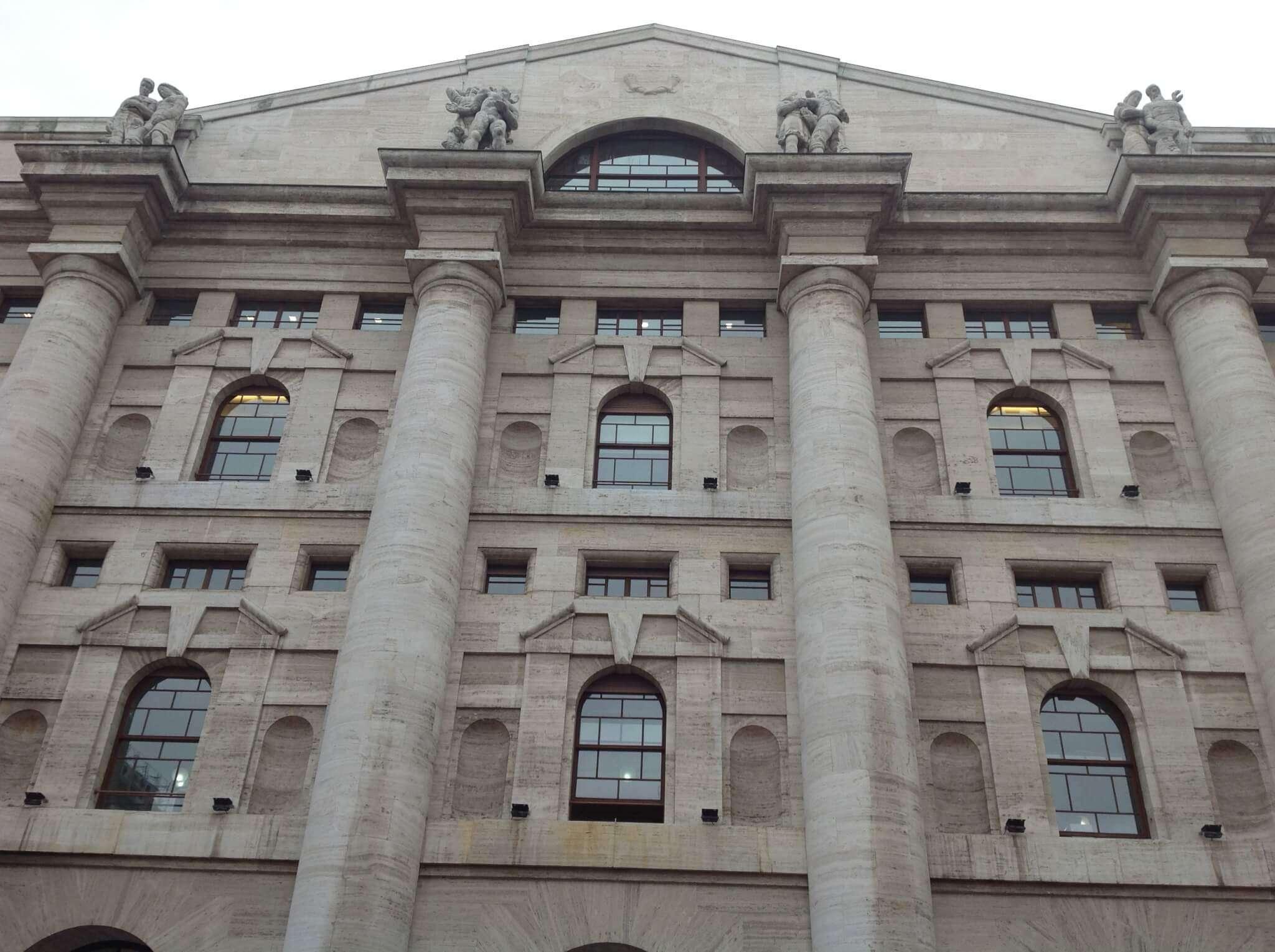 Borse, avvio positivo in Europa: Milano +0,5%