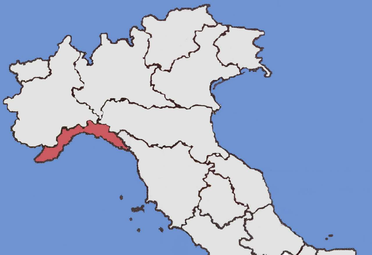Cartina Liguria Politica.M5s Anche In Liguria Un Referendum Per L Autonomia Liguria