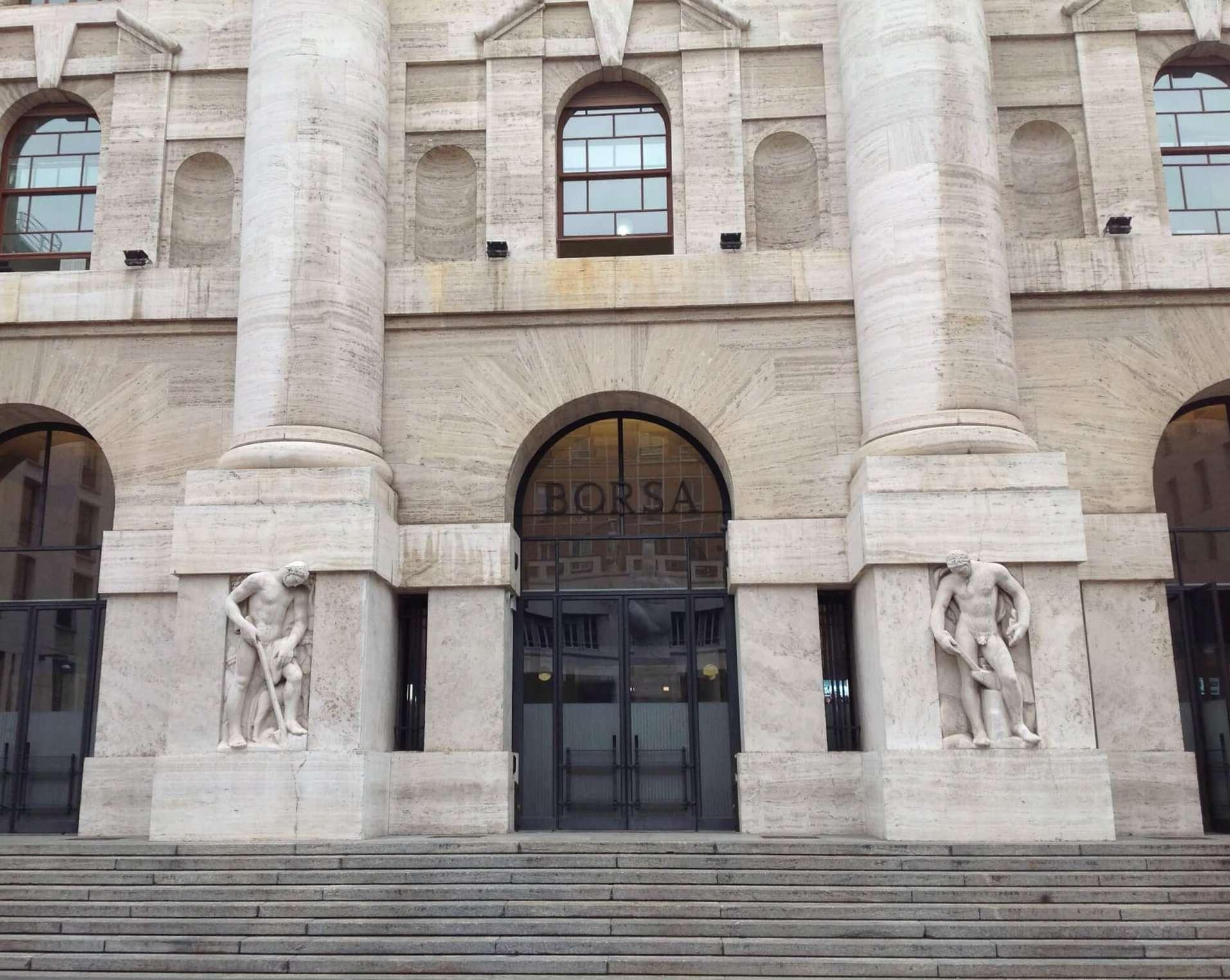 presentazione offrire sconti scarpe esclusive Borsa, apertura in ribasso in Europa. Milano -0,26% con scatto ...