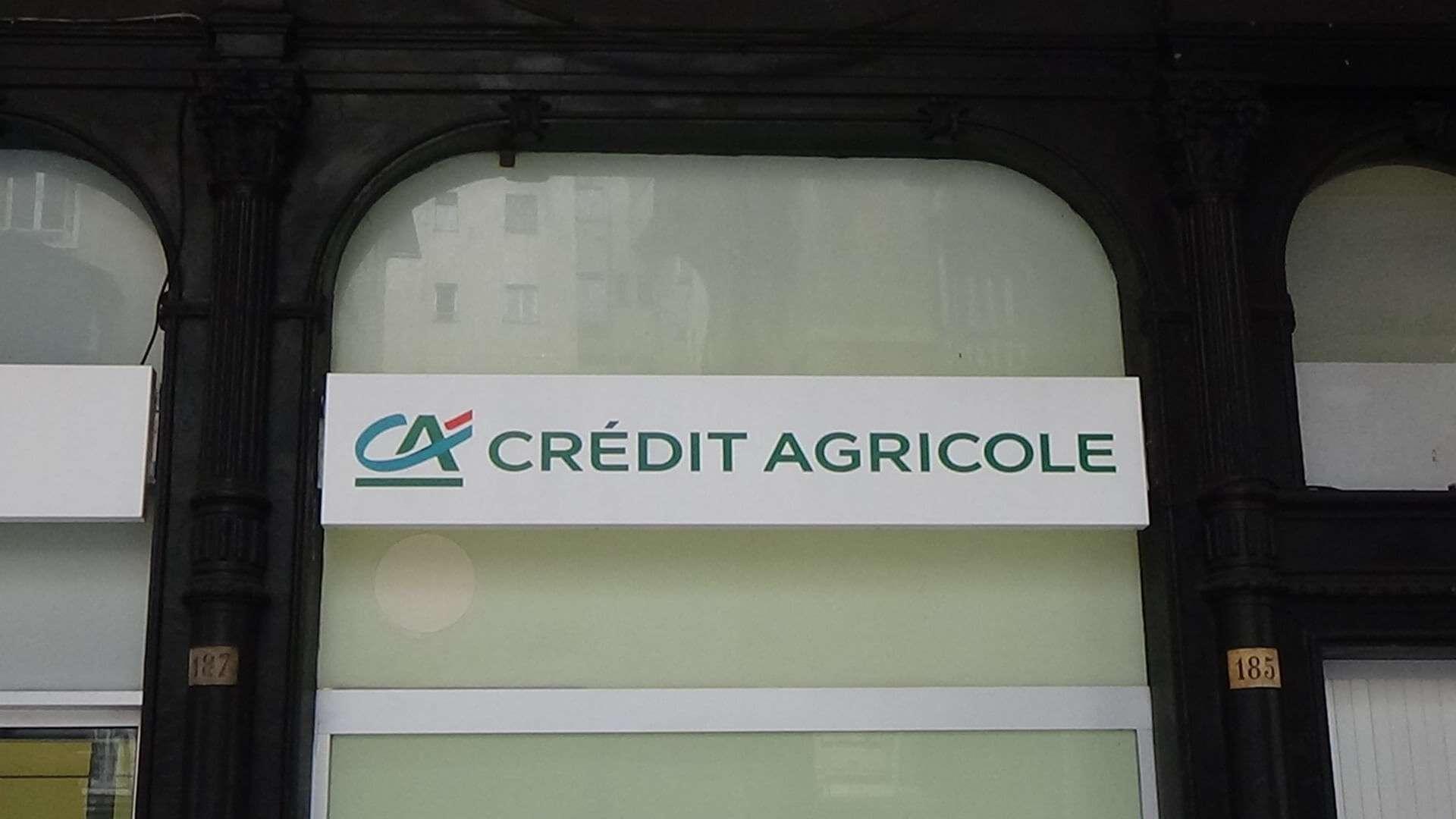 Credit Agricole, le attività italiane hanno generato un utile di 588 milioni