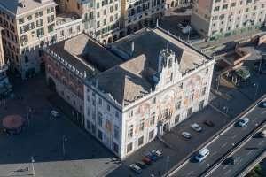 La via della Seta nella prospettiva della connettività euroasiatica @ Palazzo San Giorgio, Genova