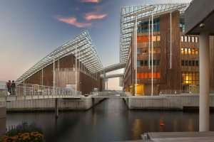 L'architetto Olaf de Nooyer racconta il Renzo Piano Building Workshop @ Palazzo Ducale