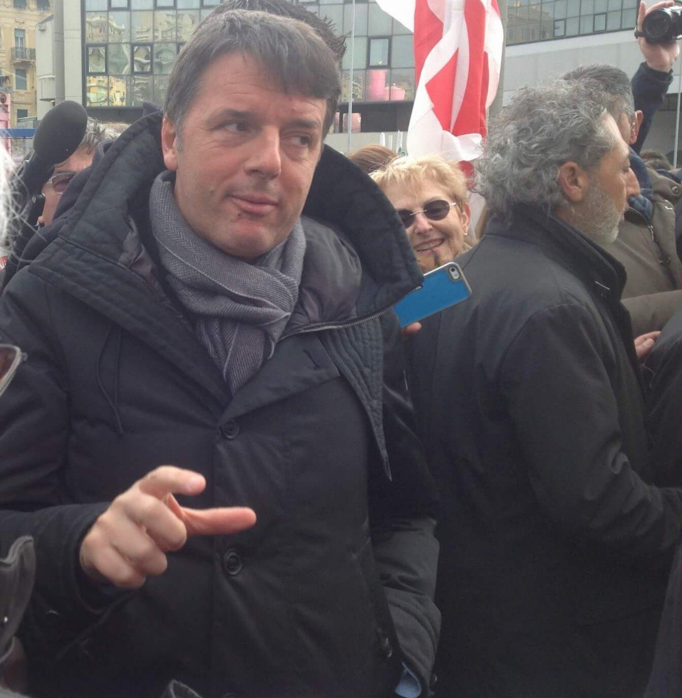Renzi a Genova incontrerà Toti sui cantieri del torrente Bisagno