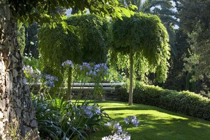 Grandi giardini d 39 italia ecco le location liguri presenti for Giardini villa della pergola