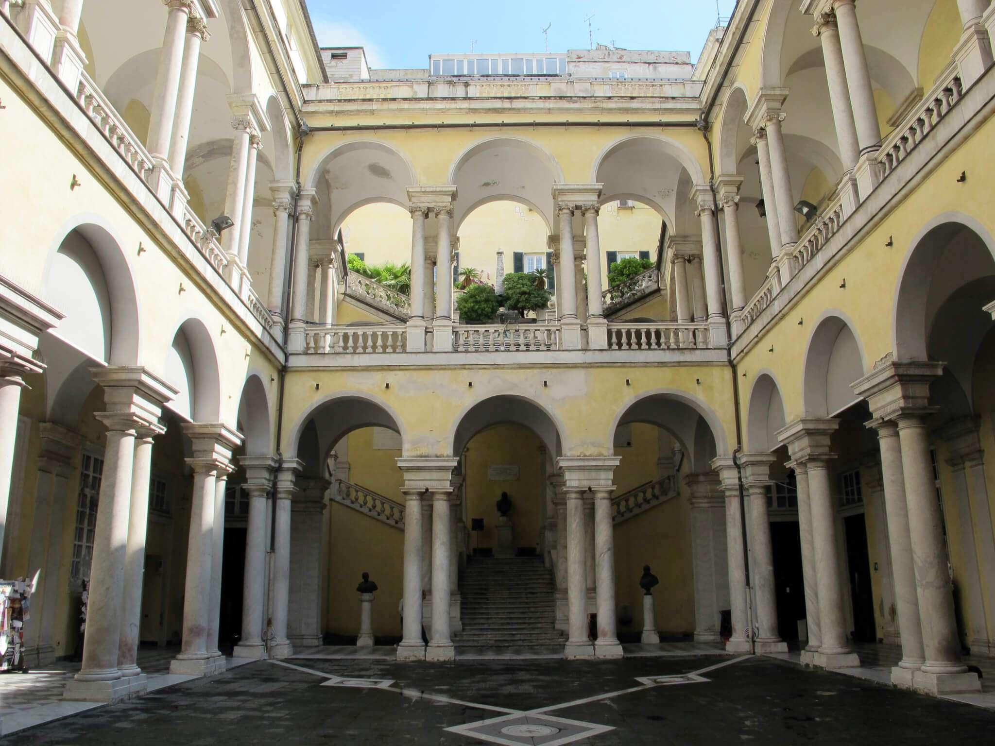 Calendario Medicina Unige.Universita Di Genova La Razionalizzazione Di Comanducci