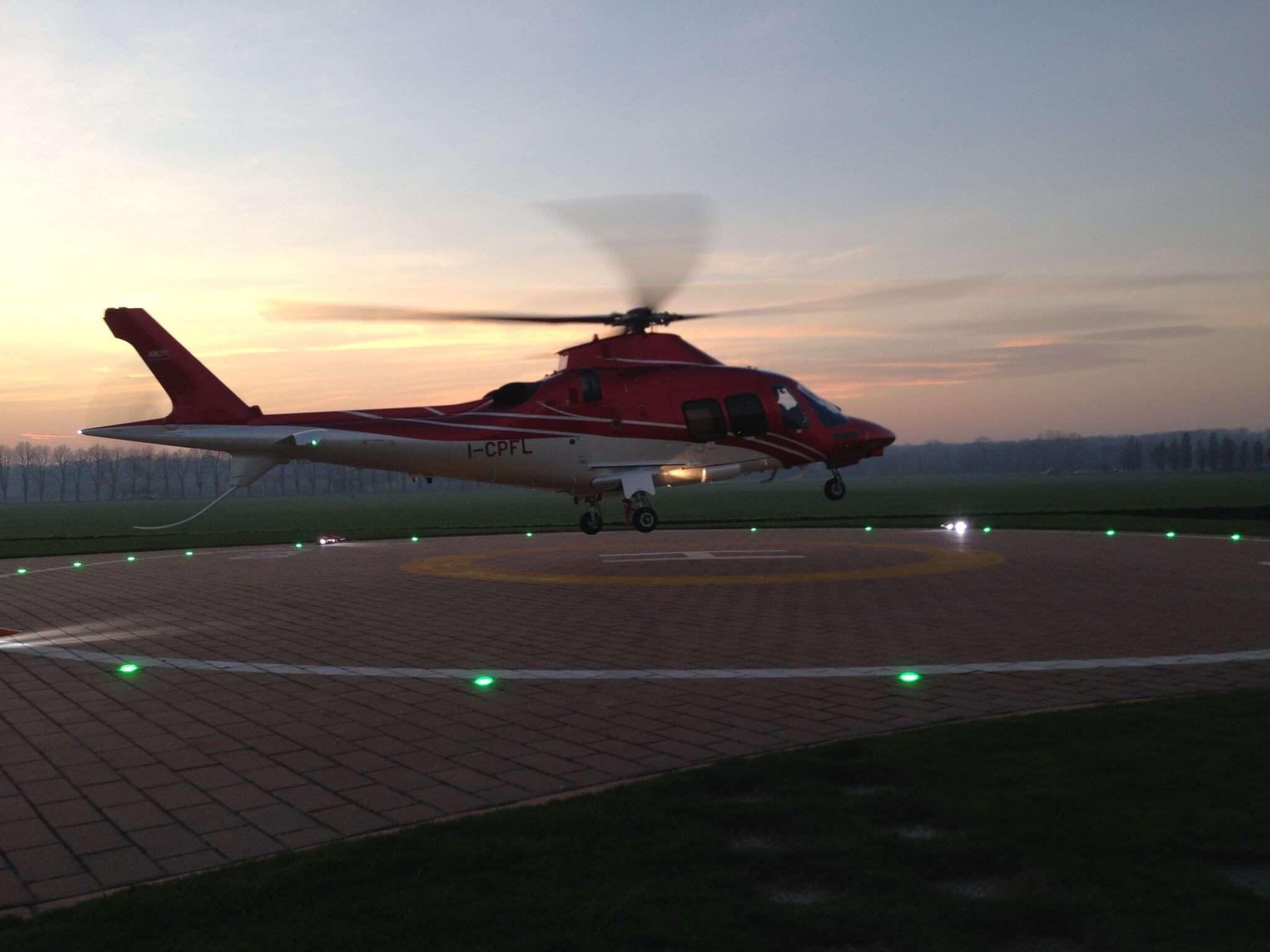 Elicottero Quarto : Genova a euroflora in elicottero attivo il servizio novaris