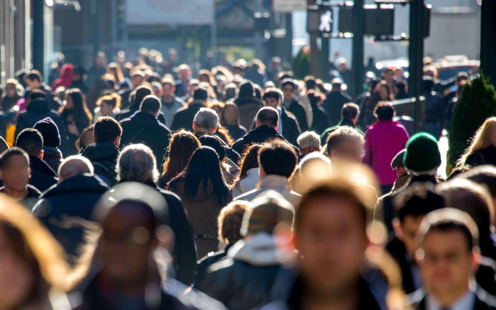 Persone cittadini gente