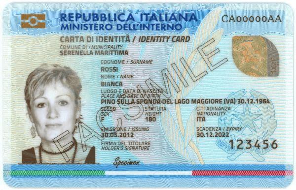 Carta d\'identità elettronica: a Genova due sportelli per il rilascio ...