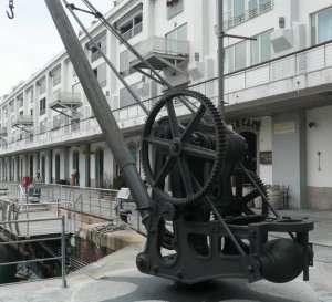 Percorso di archeologia e patrimonio industriale: di Molo in Molo @ Darsena, (di fronte al Museo del Mare)