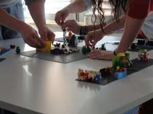 Storify your business con il metodo Lego Serious Play @ Digital Tree - Innovation Habitat