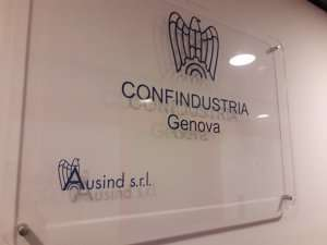 """Assemblea pubblica di Confindustria Genova, """"Genova Internazionale. Last call"""" @ Esaote"""