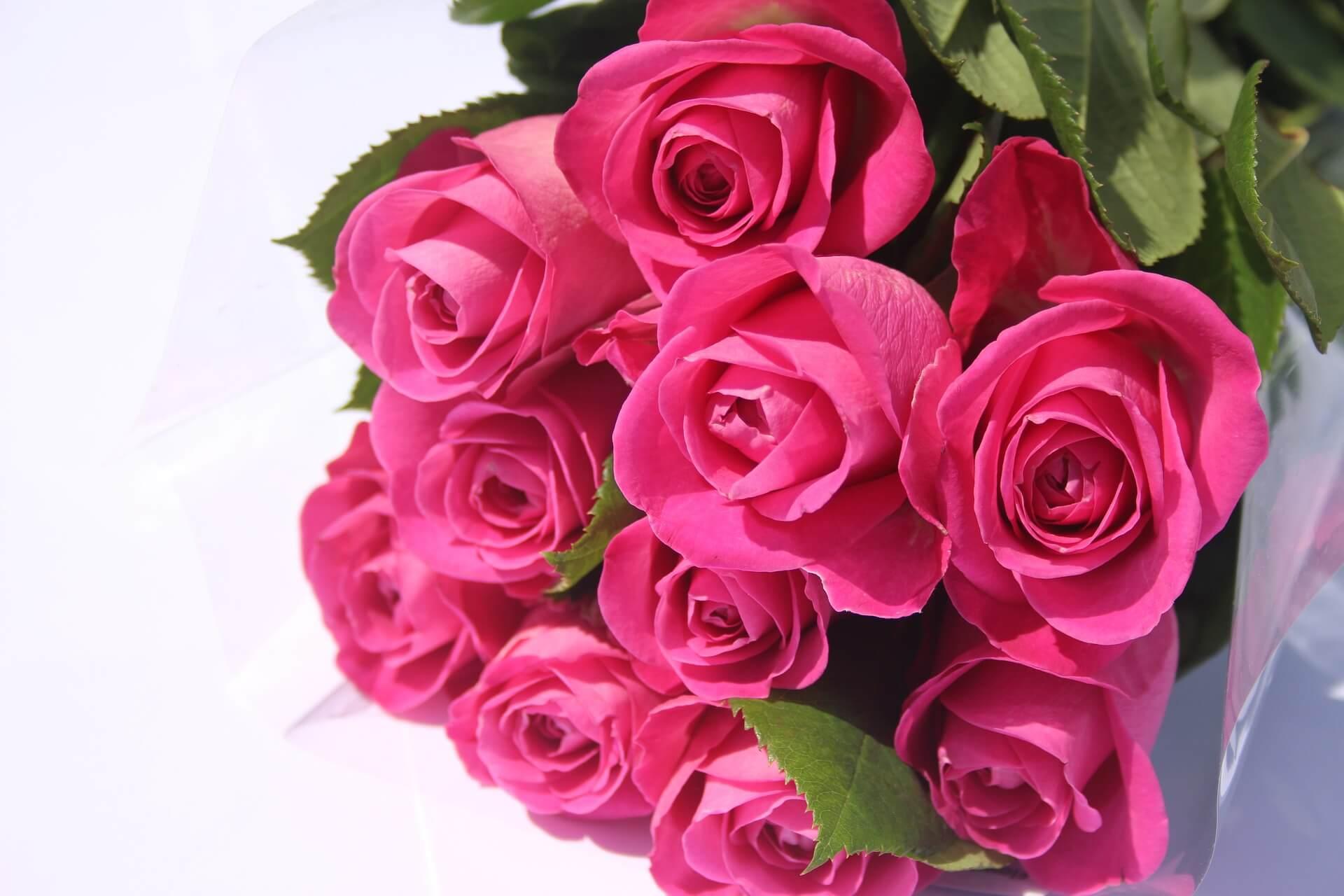 Mazzo Di Fiori Da 30 Euro.San Valentino Ecco Il Mazzo Di Rose Perfetto Secondo