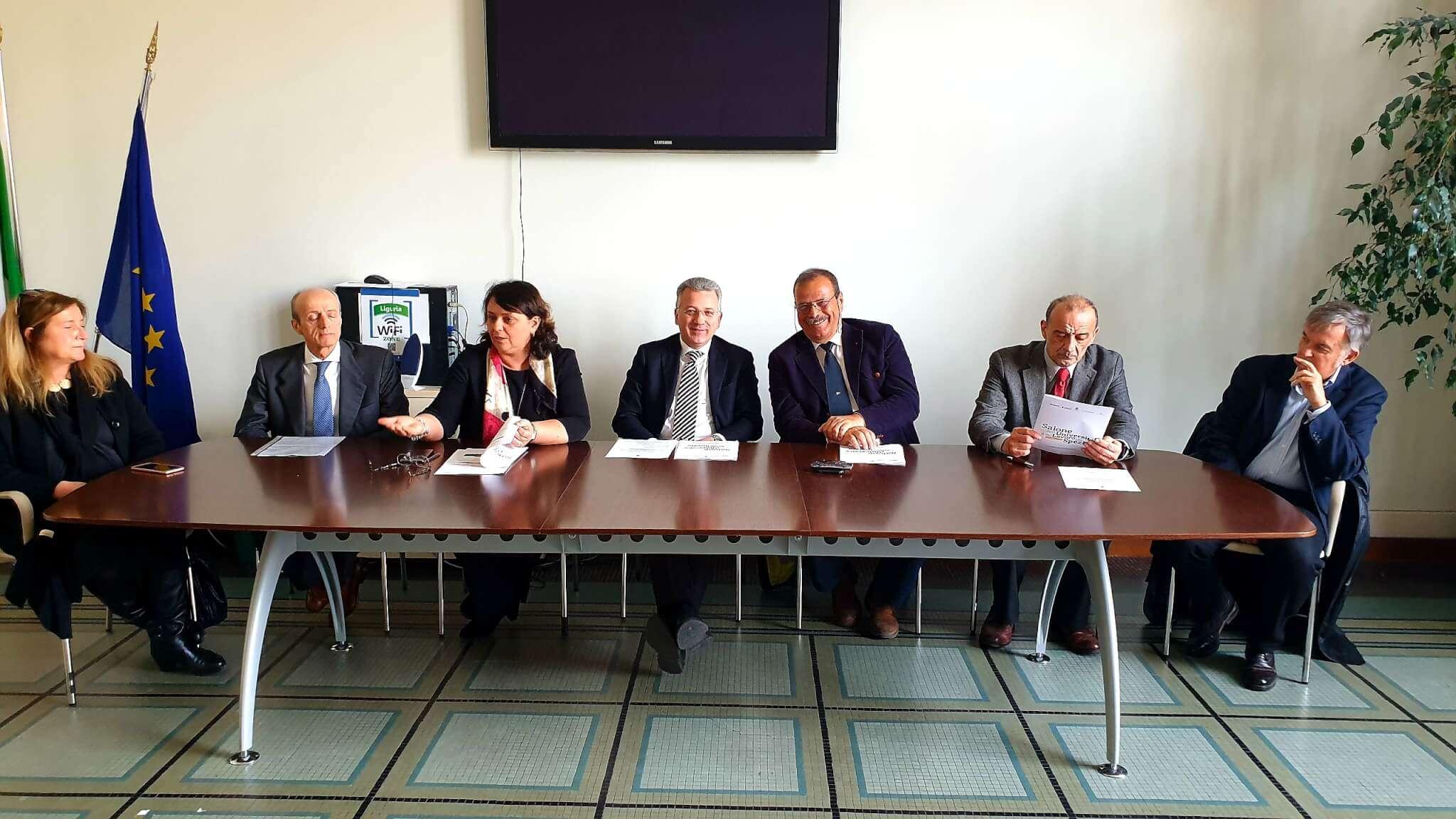 Calendario Raccolta Differenziata La Spezia 2020.La Spezia Al Via Il Primo Salone Dell Universita E Del