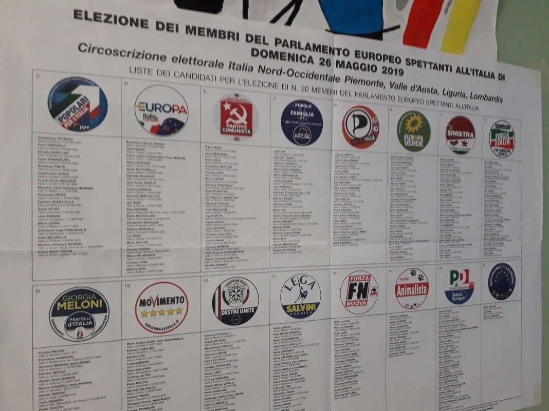 Unite Genova Calendario.Europee 2019 Liguria Trionfa La Lega Dura Sconfitta Per