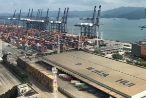 Seminario dei terminalisti del porto di Shenzhen (Cina) @ Hotel Melià, Genova