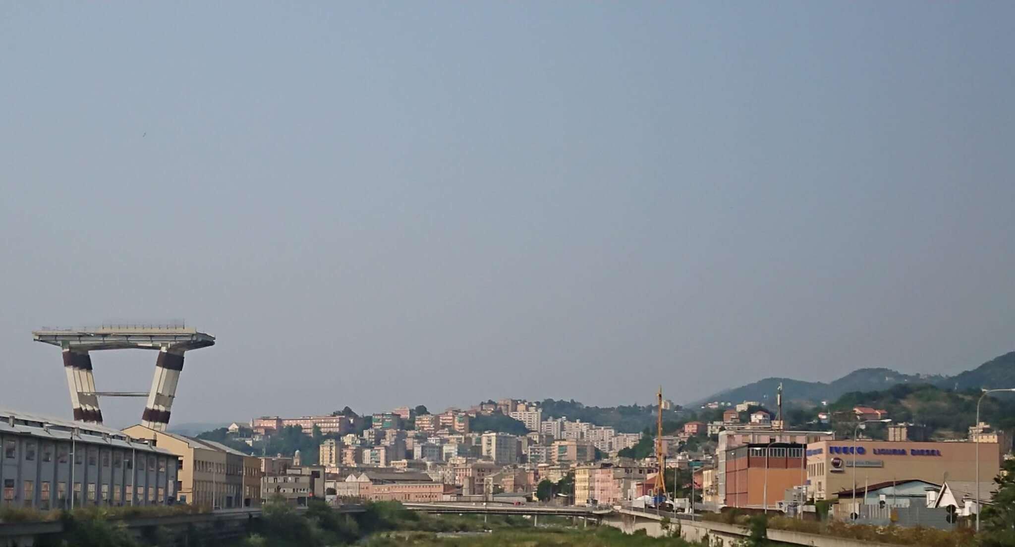 Ponte Morandi, un anno dopo, Torre del Greco non vuole passerelle