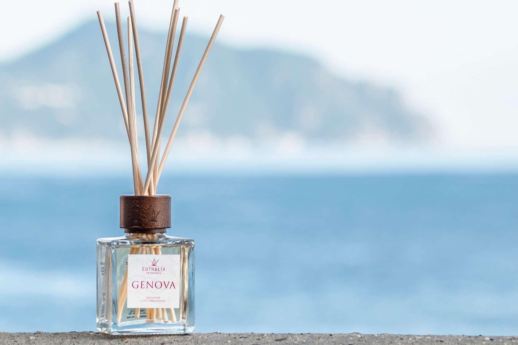 Genova ha il suo profumo ufficiale: è la prima città al